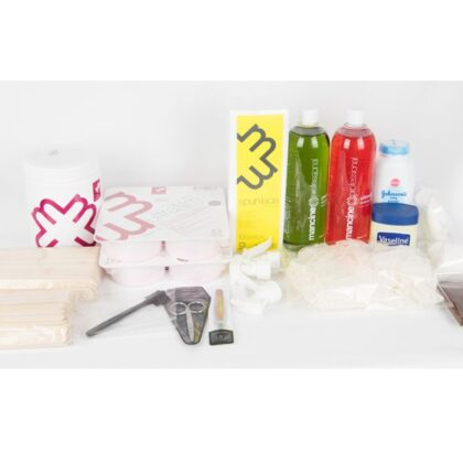 Body Waxing Course with Kit