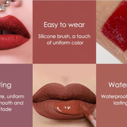Waterproof Lip Gloss